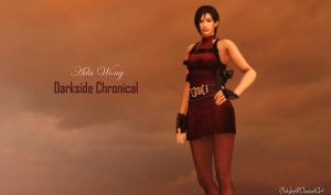 Ada Wong RE-DSC (Face/Finger Fixed) by bstylez