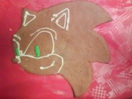 Sonic the Gingerbread by Acilegna93