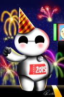 BAYMAX WISHES YOU A... by miitoons