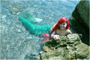 The Little Mermaid by KarolinaNA