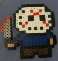 Jason Voorhees magnet by ShannonB86