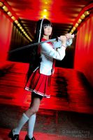 Shirayuki Hotogi :: Aria the Scarlet Ammo by sosochan1314