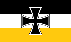 Alternate History: Flag of Germany by LtAngemon
