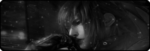 Noctis Black and White Sig. by BelowInfinity