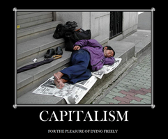 CAPITALISM by acfierro