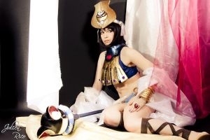 Menace queen's blade 2 by Shoko-Cosplay