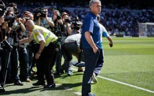Mourinho bows out with a win by talha122