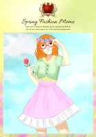 AOHC: Spring Clothes! by moomoko