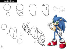 Tutorial_Sonic Body by Psychograve