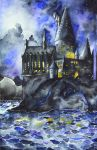 Hogwarts School of Witchcraft and Wizardry by ttaisukee
