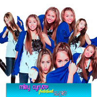 Miley Cyrus Photoshoot Pack PNG by MailiCornioEditions