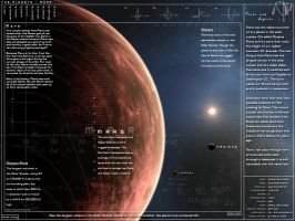 Mars - Scientific Ed by Hameed