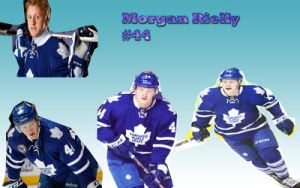Morgan Rielly wallpaper #2  by Musicislove12