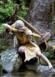 Stone Age Huntress by Reine-Haru