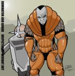 Dominator and Quark by Inspector97