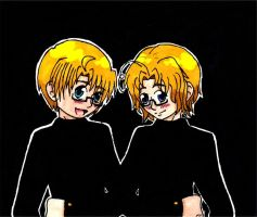 APH: North American Brothers by Rose-McSugar