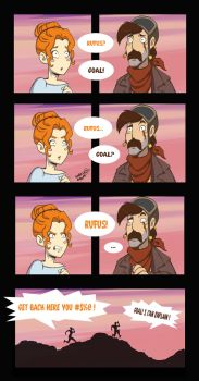 Bittersweet: Deponia Doomsday (Spoilers!) by wallOruss