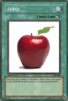 TEO4 Cards 8: Apple by theevilone4