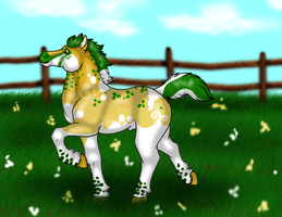 The Grass Is Greener Tryout by KamiraWolfDemon