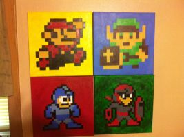 8-bit by BeautifullyRandom