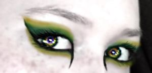 The eyes have it by katklich