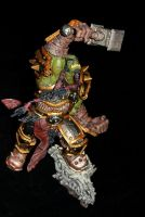 ORC WARCHIEF: THRALL_2 by Tendranor