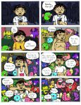 Anxiety Comic by safeuphere