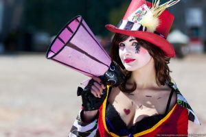 Mad Moxxi by AlchemyAllStars