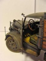 Opel Blitz by Makingscalemodels