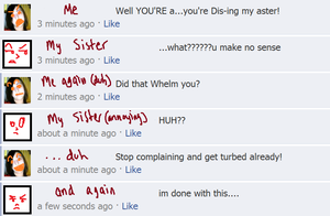 Great Convo... by RexFangirl