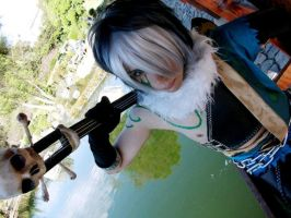 Motochica Chosokabe Cosplay 7 by Zettai-Cosplay