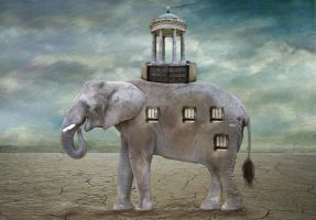 ELEPHANT HOTEL v1 by PattiPix