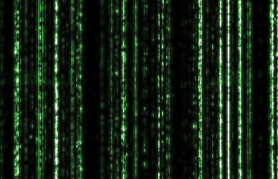 Matrix Code by semereliif