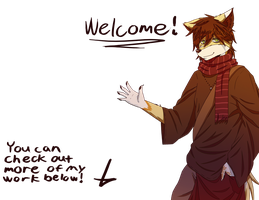 Welcome! (again) by MajMajor