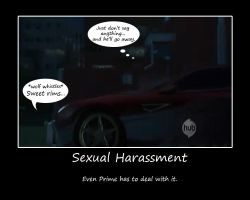 Sexual Harassment by Peanuttie