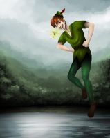 Peter Pan by DestinyJade