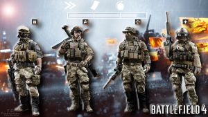 BF4-US-Soldier-Wallpaper by TDProductionStudios