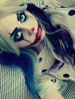 Clown Make-up by KikiMJ