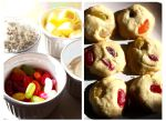 Jelly Bean Cookies by claremanson