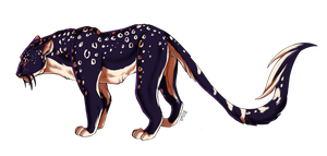 Susiron's Liepard by Susiron