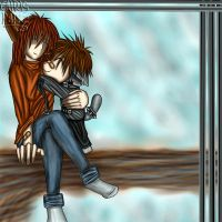 ::Clings:: Cause You Ish Mine by Darkside915