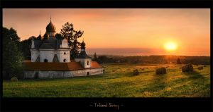 - Morning at sacred place - by UNexperienced