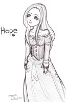 Fairytales - Hope by MeganTheartist