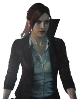 Claire Redfield -Rev2 render by Thanhthao90