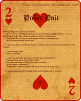 Poker Pair - Part Eight - by Sinanxis