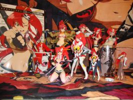 My Yoko Collection by Scr3wjob
