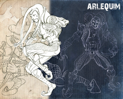 Arlequim by fluxostudio