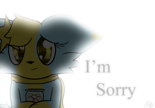 Apology to All by PoppyWolfMoon
