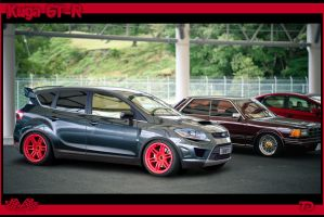 Ford Kuga GT-R by TeofiloDesign