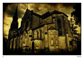 Church of the Lost Faith by Riffo